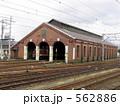 車庫 糸魚川駅 駅の写真 562886
