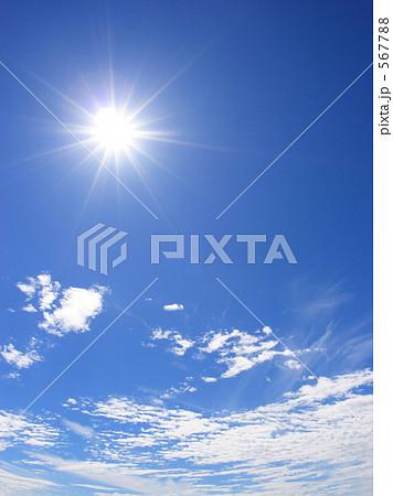 大空と太陽 567788