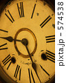 掛け時計 年代品 中古品の写真 574538