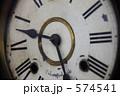 掛け時計 年代品 中古品の写真 574541