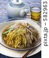 冷やし中華 料理 中華料理の写真 582963