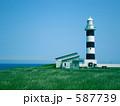 岬の灯台 587739