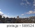 高槻駅を望む 589524