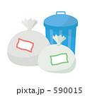 ゴミのイラスト 590015