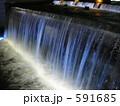 青い滝 591685