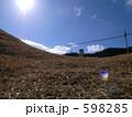 芝生と青空 598285