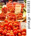 プチトマト 市場 トマトの写真 601883