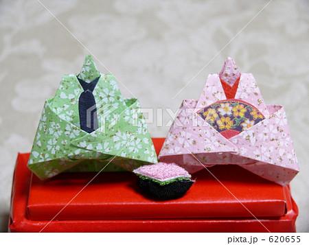 クリスマス 折り紙 ひな祭り 折り紙 : pixta.jp