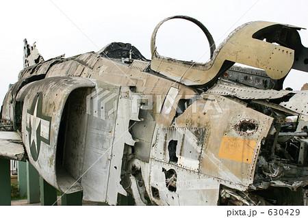 撃墜されたF-4 630429