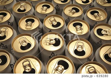 アルミ缶 639280