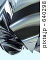 アルミ メタル メタリックのイラスト 640298
