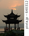 お堂 (中国/杭州_西湖) 640312