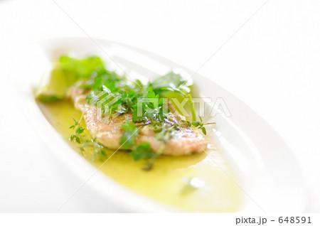 魚のソテー 648591