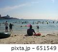 海水浴 651549