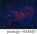 北斗七星 大熊座 おおぐま座のイラスト 658487