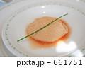 前菜 フランス料理 ムースの写真 661751