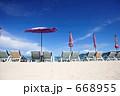 パトンビーチ プーケット ビーチチェアの写真 668955