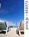 パトンビーチ プーケット ビーチチェアの写真 668974