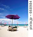 プーケット ビーチパラソル ビーチチェアの写真 668984