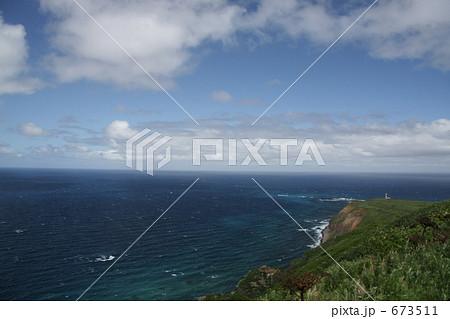 観音岬からゴメ岬の景色