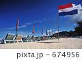 ビーチチェア プーケット パトンビーチの写真 674956