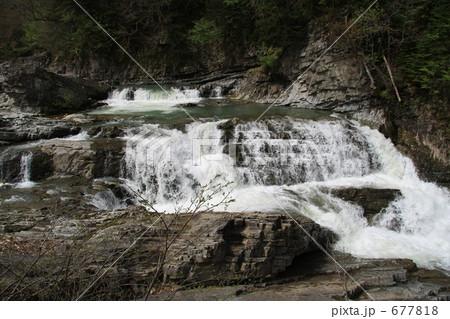 三段の滝 677818