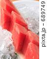 すいか スイカ 西瓜の写真 689749