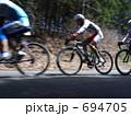 二輪車 マウンテンバイク MTBの写真 694705