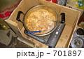 ホームレスの食事(自炊) 701897