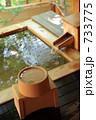 風呂 露天風呂 温泉の写真 733775