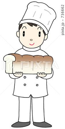 パン職人 736662