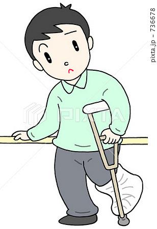 足の怪我・骨折 736678