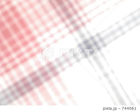 チェック バックグラウンド 背景の写真素材 [744061] - PIXTA
