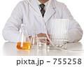 研究者 科学者 男性の写真 755258