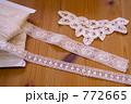 レース刺繍 772665