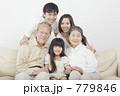 孫 60代 母の写真 779846