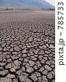 旱魃 渇水 干ばつの写真 785733