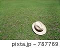 麦わら帽子 787769