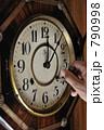 メンテナンス 古時計 時計の写真 790998