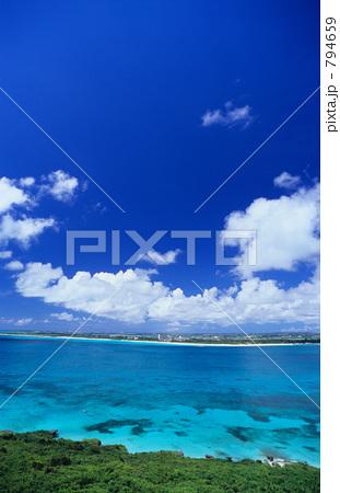 来間島 794659