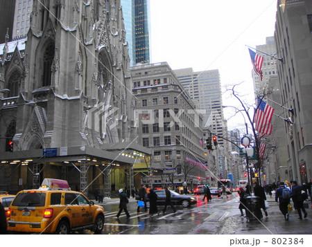 ニューヨーク 5番街 802384