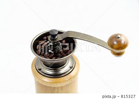 手挽きコーヒーグラインダーの写真素材 [815327] - PIXTA