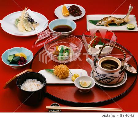日本料理・秋の会席料理 834042