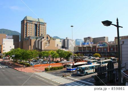 JR呉駅-北口広場の写真素材 [859...