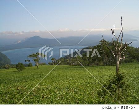 美幌峠から望む屈斜路湖 918757