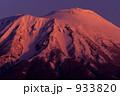 岩手山 冬山 雪山の写真 933820