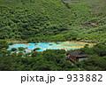世界遺産 黄龍風景区 933882