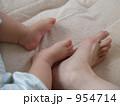 赤ちゃんの足 954714