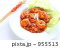 えびちり 海老チリ 中国料理の写真 955513