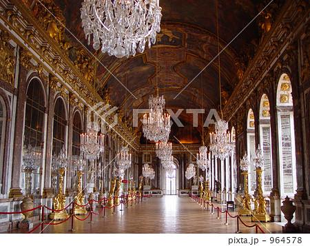 ベルサイユ宮殿 鏡の間 964578